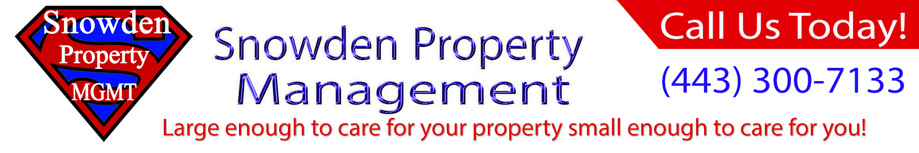 Real Estate Property Manager in Baltimore